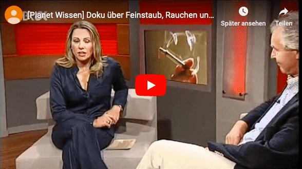 Feinstaubbelastung in Deutschland keine Entwarnung